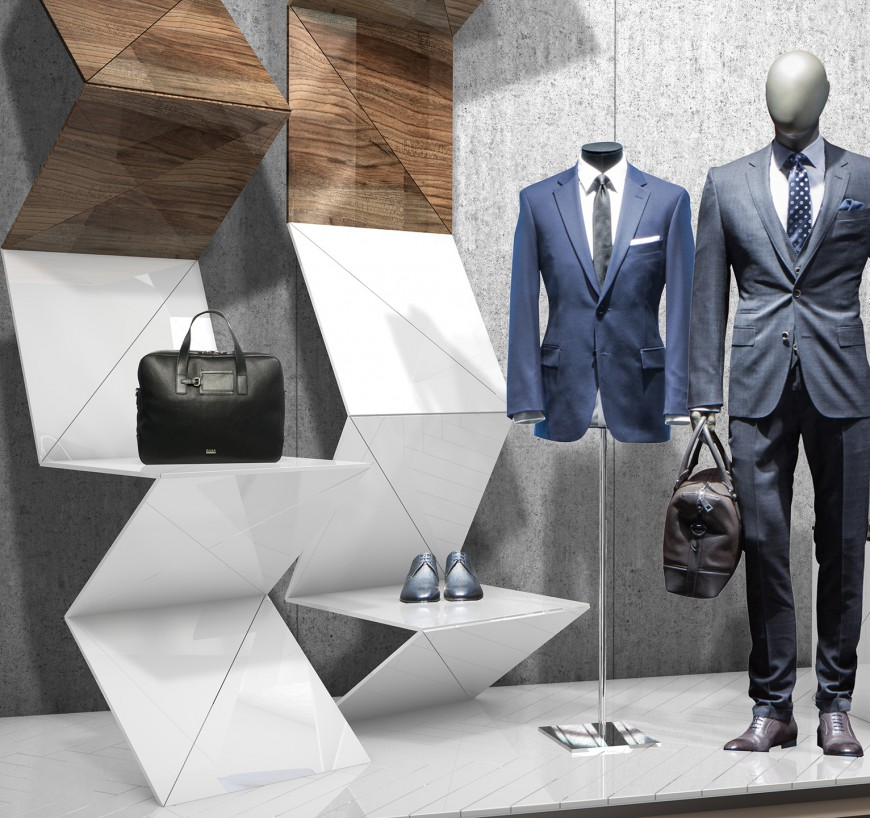 HUGO BOSS – Design Concept