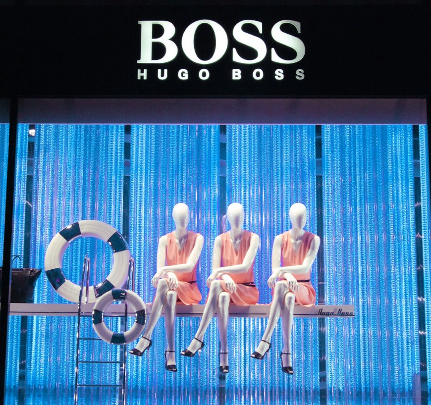 HUGO BOSS – Marine Dream